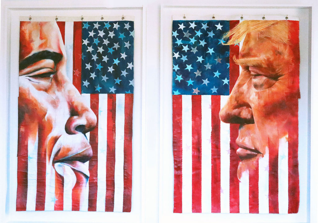 Humanity in Politics 96x72""